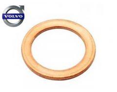 Koperen ring universeel 16,4 x 22 x 1,5 MM