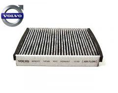 Interieurfilter C30 C70n 06- S40n 04- V50 04- carbon voor modellen met AQS