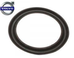 Veerpootschotel rubber voorzijde bovenste L/R (OP=OP) S40 V40 2000