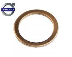 Koperen ring universeel 16,2 x 18 x 1,5 MM