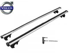 Dakdrager set 855 V70 XC70 -00 (op roofrails)