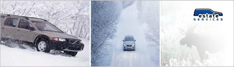 Slide9 3 luik Volvo W in de sneeuw
