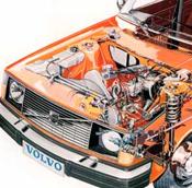 Bestel onderdelen Volvo