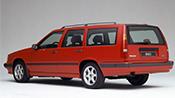 De Volvo 850 zou uitgroeien tot een echte familieauto