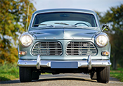 Volvo Amazon – respectabele oldtimer